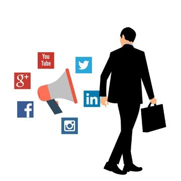 SEO, content management, social media marketing