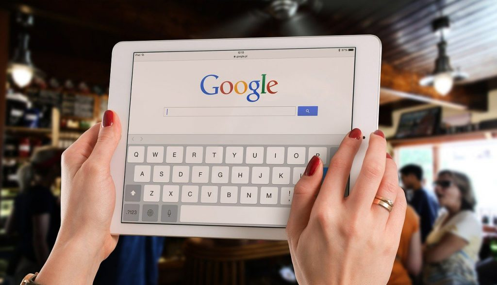 Hiding Google Search Results