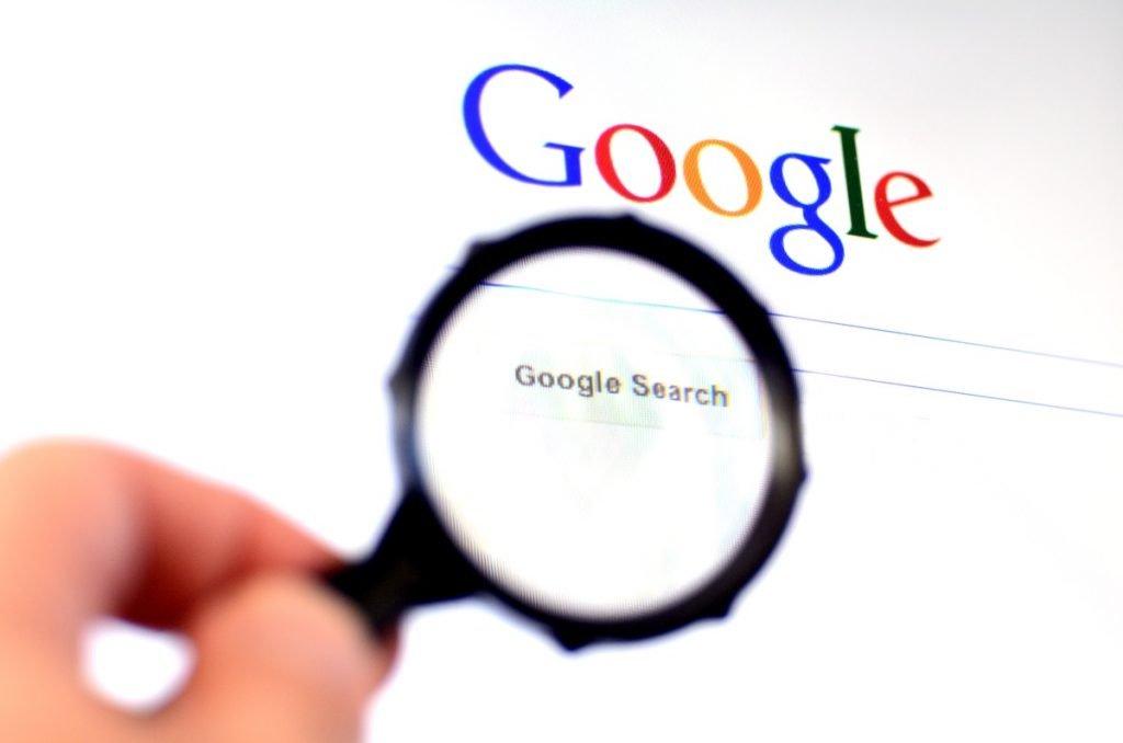 Google search reputation