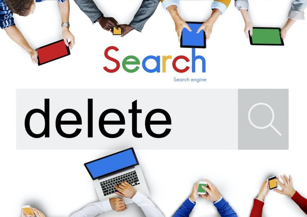 Remove your image from Google search